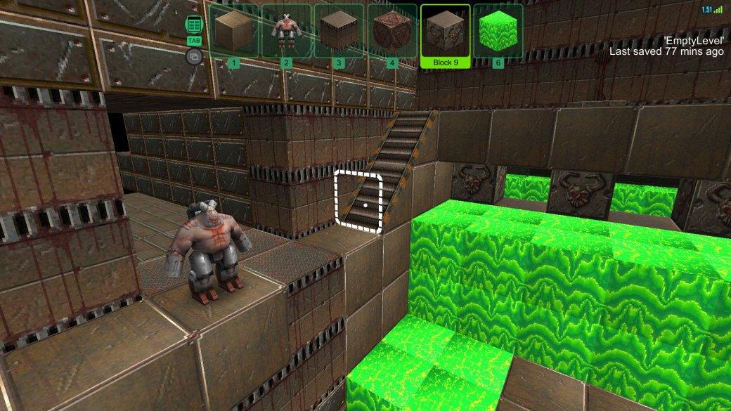 Собери шутер сам: Gunscape объединяет Minecraft и Quake - Изображение 1