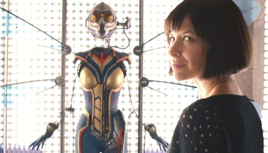 Режиссер второго «Человека-муравья» вывел Осу в главные героини - Изображение 2