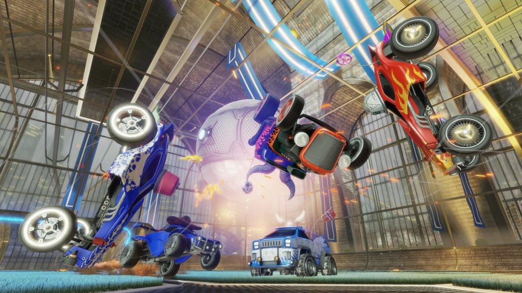 Rocket League будет портирована на Xbox One и  другие платформы - Изображение 1