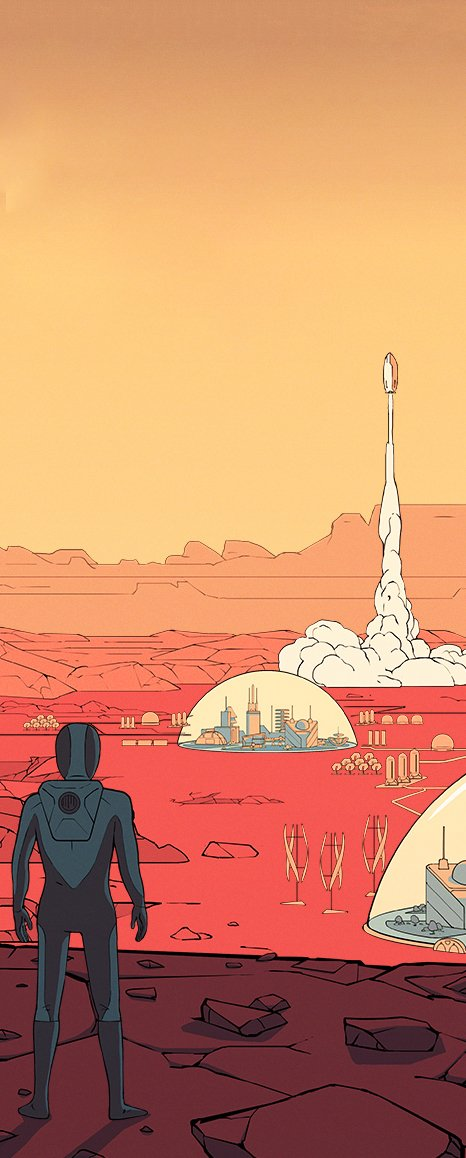 «Лет 150 назад люди были куда более готовы колонизировать Марс». - Изображение 7