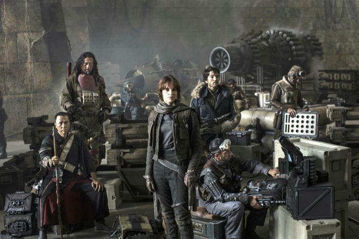 Disney показала новые кадры фильма «Звездные войны: Изгой» - Изображение 1