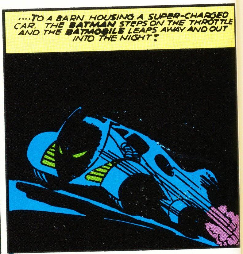 История бэтмобиля: все машины Темного Рыцаря - Изображение 34