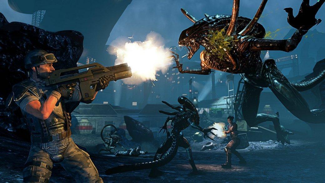 Мод для Aliens: Colonial Marines делает ксеноморфов страшными . - Изображение 1