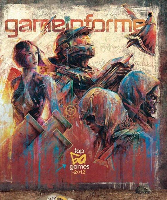 10 лет индустрии в обложках журнала GameInformer - Изображение 1