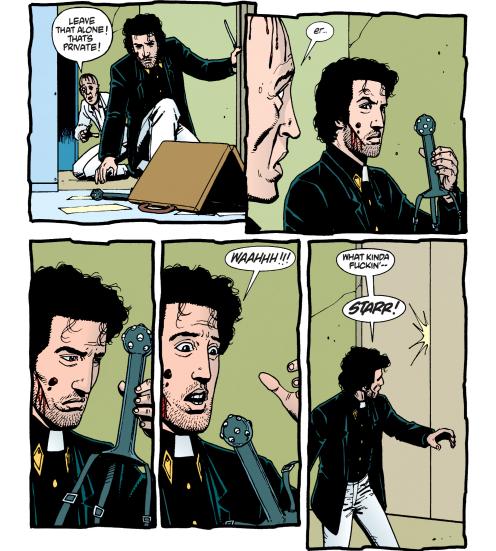 Самые жестокие иотвратительные сцены изкомикса Preacher («Проповедник») - Изображение 16