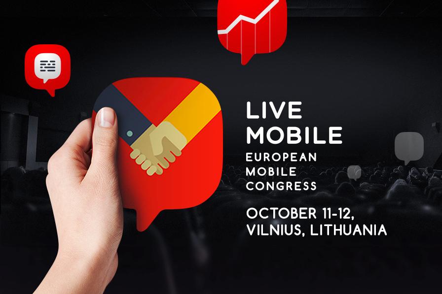 В Вильнюсе началась конференция Live Mobile Congress  - Изображение 1