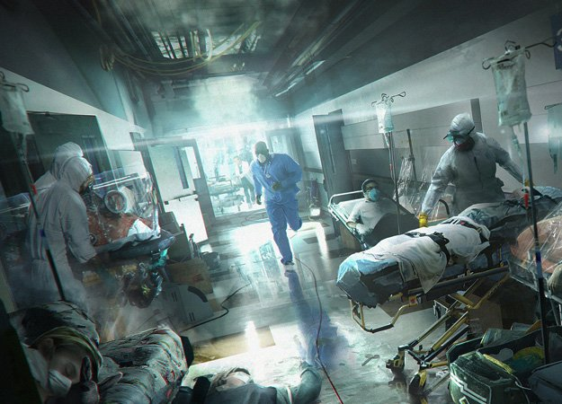 Cимулятор эпидемии воспроизводит сюжетную завязку The Division. - Изображение 1