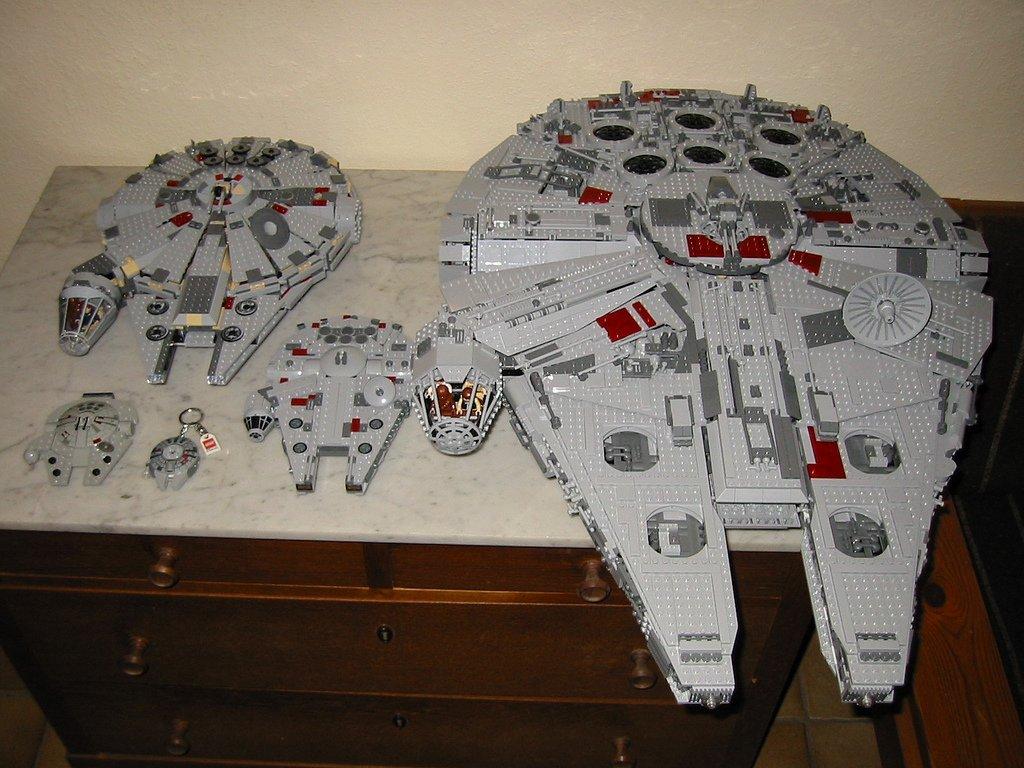 Фанат Star Wars построил идеальную модель «Сокола тысячелетия» - Изображение 3