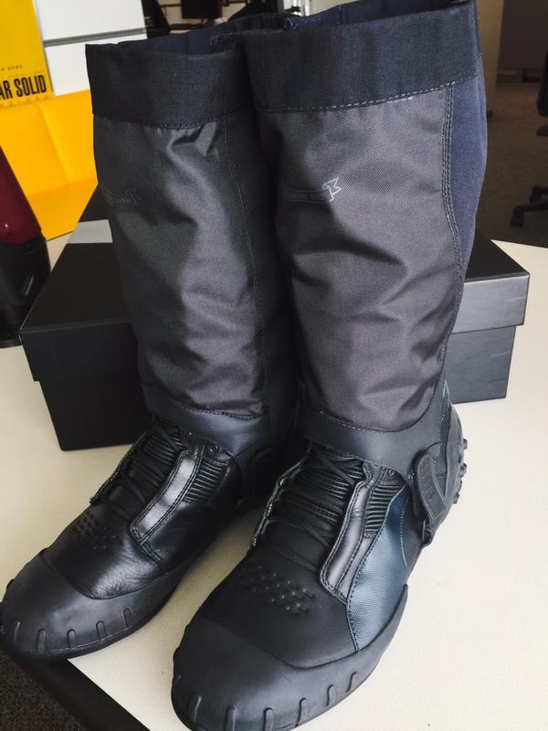 PUMA выпустит ботинки Снейка из MGS5: The Phantom Pain - Изображение 2