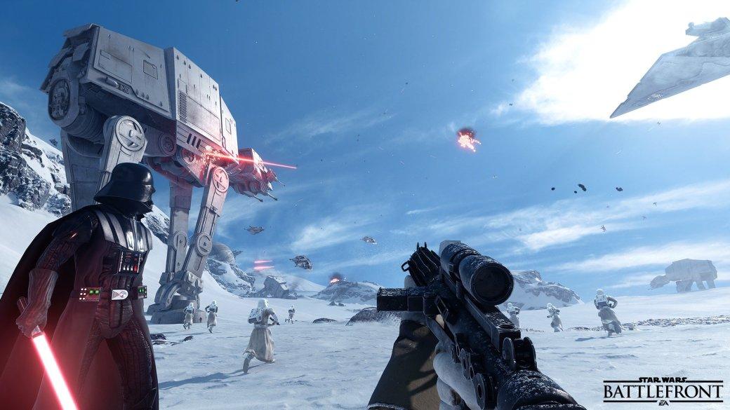 Бета-тестирование Star Wars Battlefront начнется в октябре - Изображение 1