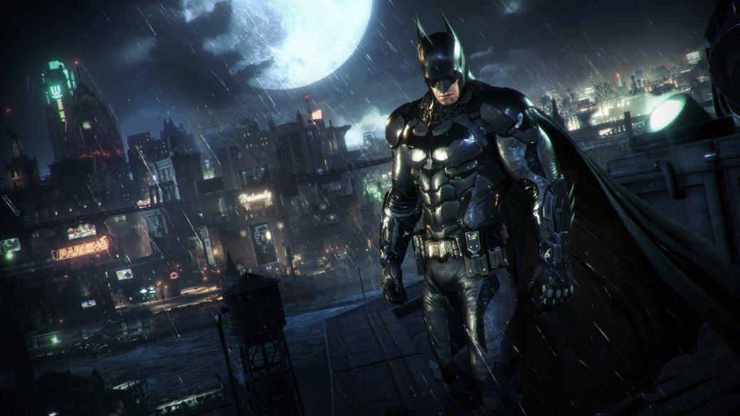 Западная пресса расхваливает Batman: Arkham Knight - Изображение 1