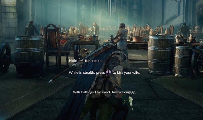 Романтический стелс в Shadow of Mordor. - Изображение 1