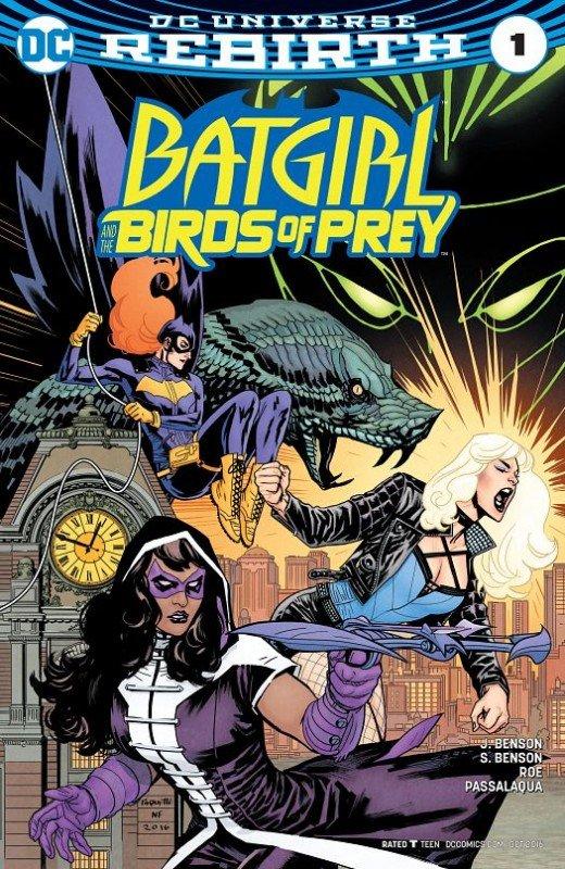 Какие серии DC Rebirth стоит читать? - Изображение 5