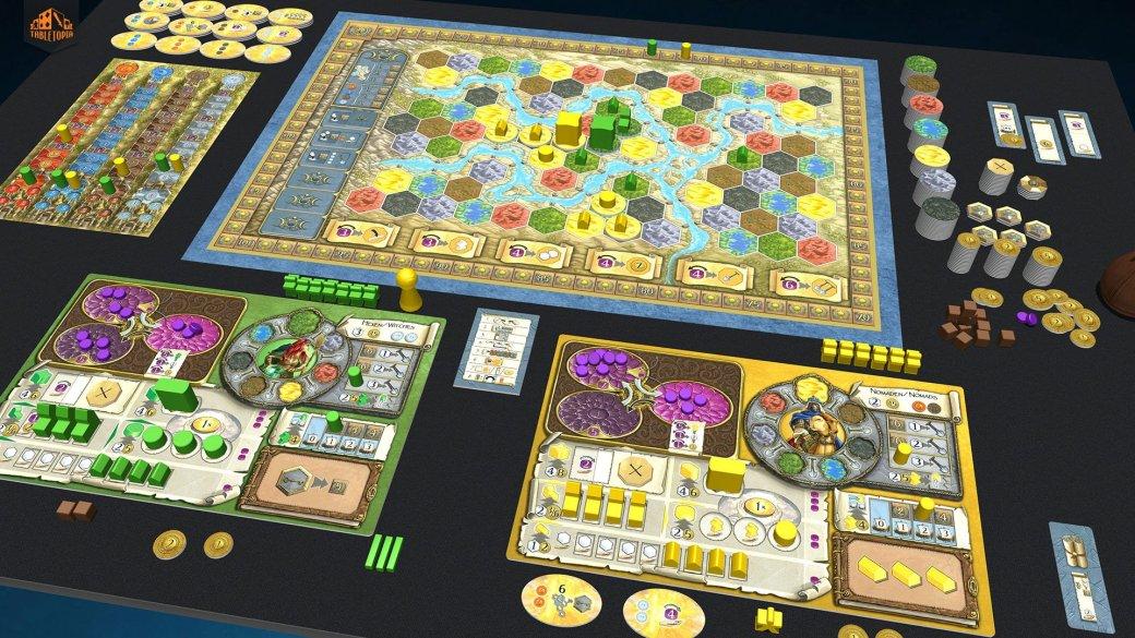 Сотни настольных игр стали доступны в Steam благодаря Tabletopia - Изображение 2
