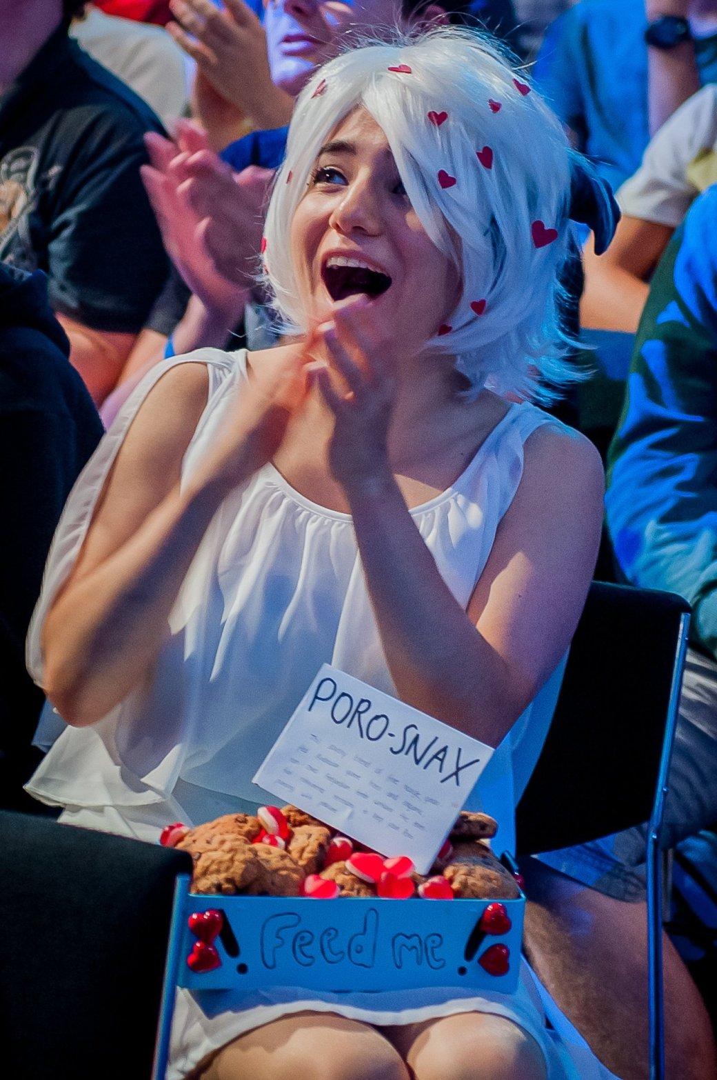 Gamescom 2014 в фото - Изображение 125