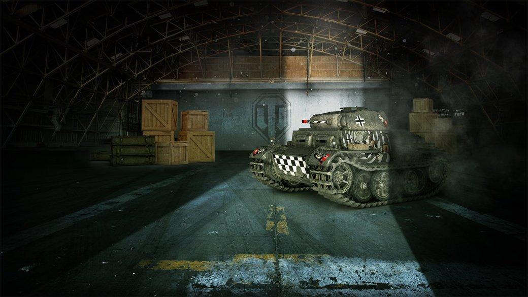 PS4-версия World of Tanks запустится на следующей неделе. - Изображение 1