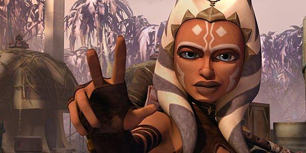 Кажется, cАсокой вStar Wars Rebels все впорядке - Изображение 1