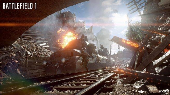 DICE объяснила новый режим и новые классы Battlefield 1 - Изображение 3