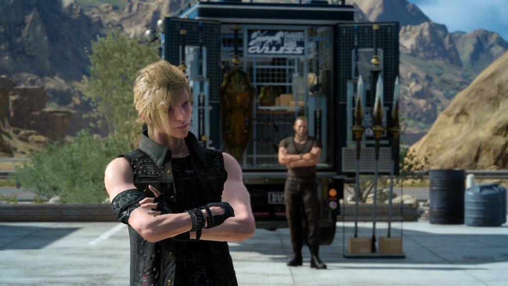 Превью Final Fantasy XV - Изображение 4