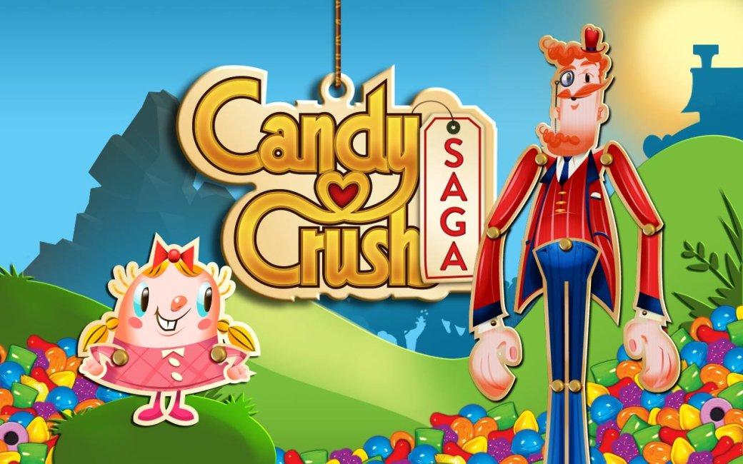 Tencent поможет King запустить Candy Crash Saga в Китае  - Изображение 1