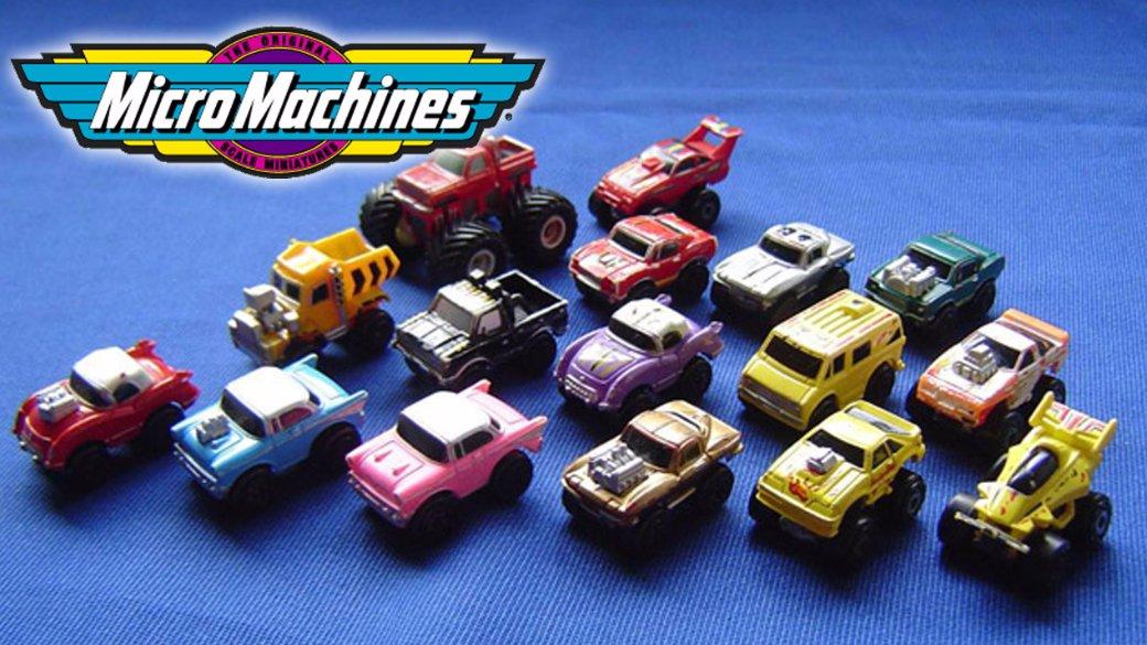 Колесиками по нашему детству. За что, Micro Machines World Series?. - Изображение 2