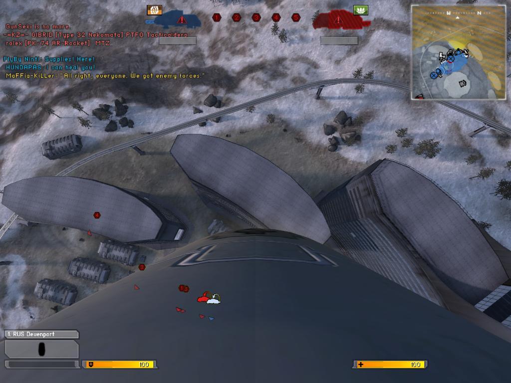 От Battlefield 2 к Battlefield 3. Часть первая - Изображение 19