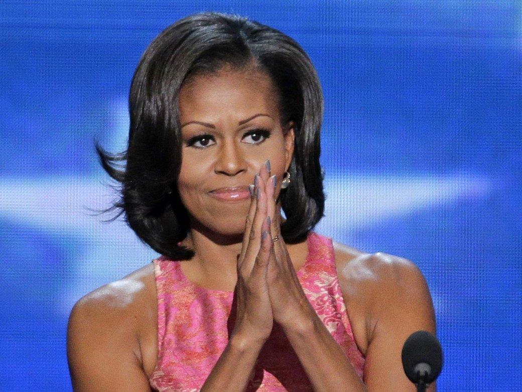Мишель Обама снимется в «Парках и зонах отдыха» - Изображение 1