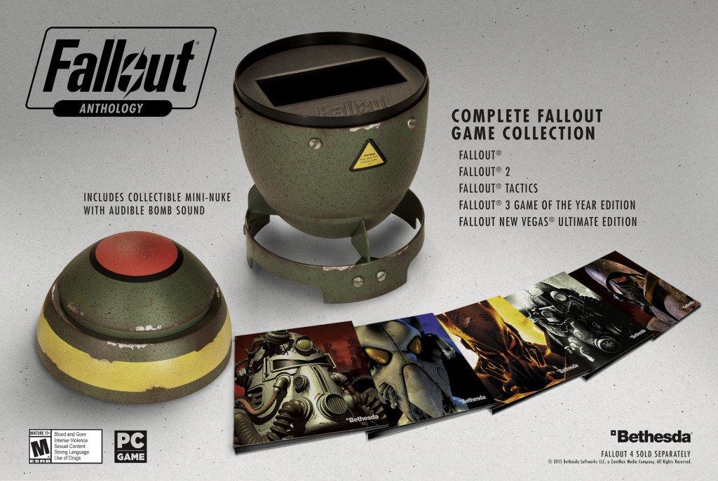 Как теракты в Париже помешали купить антологию Fallout - Изображение 1