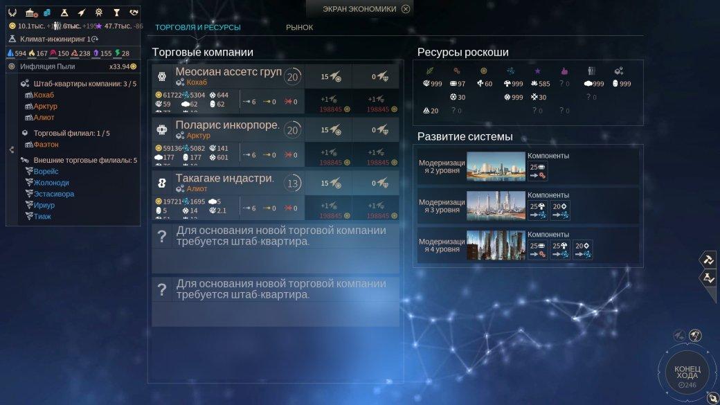 Рецензия на Endless Space 2. Обзор игры - Изображение 7