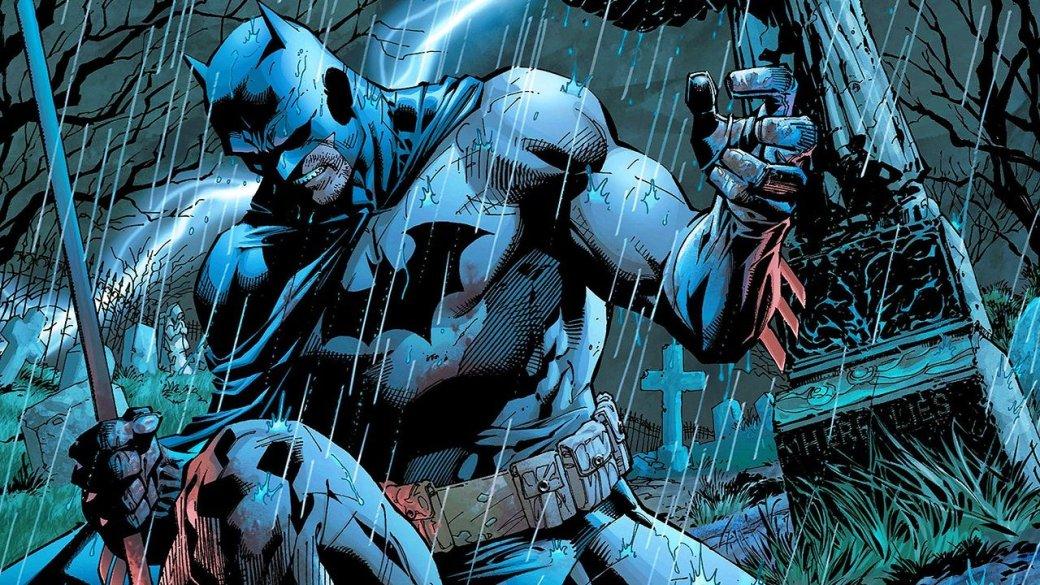 Классический комикс Hush может стать основой мультфильма о Бэтмене - Изображение 1