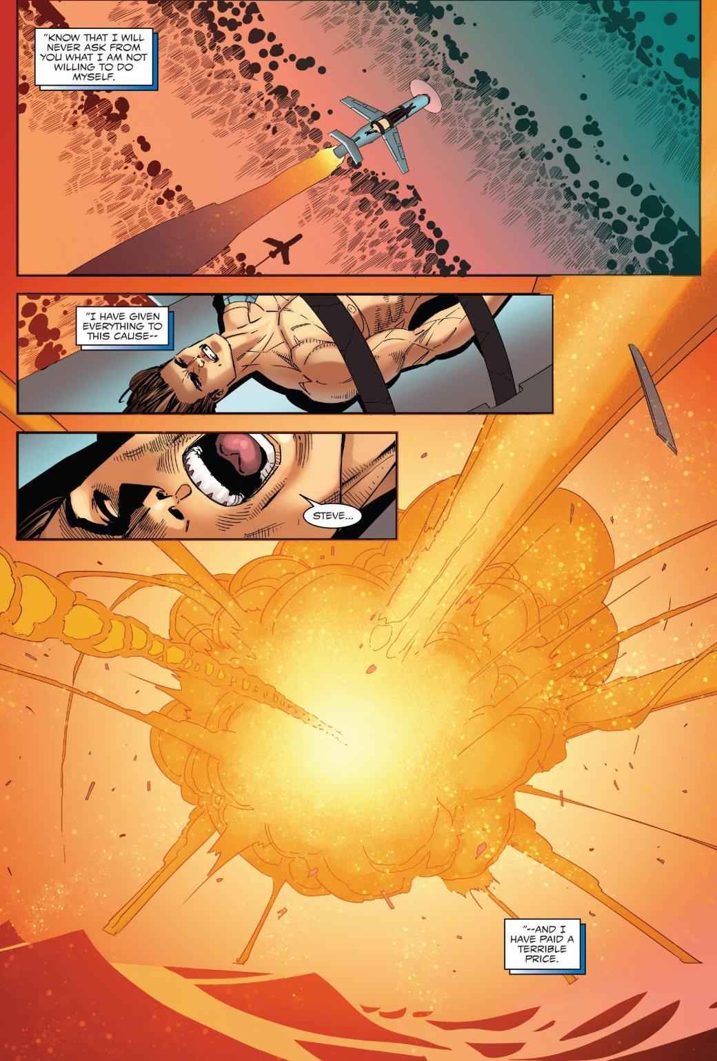 Почему изКапитана Америка получился отличный суперзлодей? - Изображение 12
