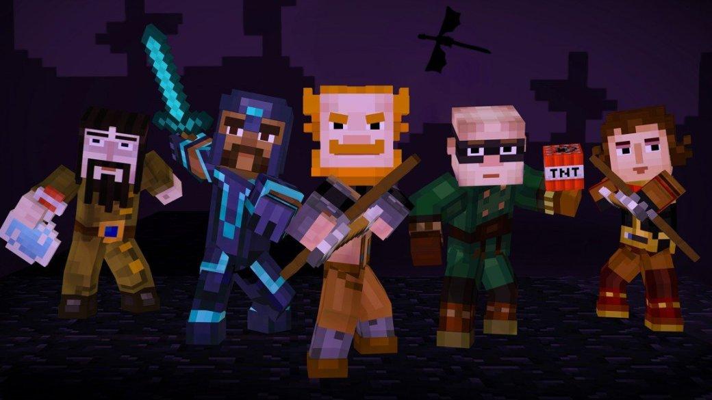 Четвертый эпизод Minecraft: Story Mode выйдет через полторы недели - Изображение 1