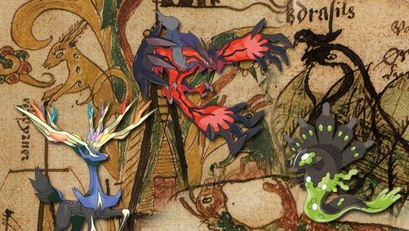 Мифологические покемоны - Изображение 11