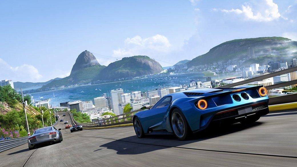 30 лучших игр 2015 года: Forza Motorsport 6. - Изображение 1