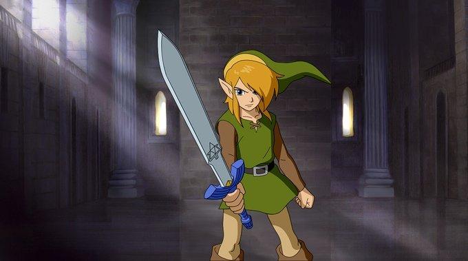 Фанаты The Legends of Zelda собирают деньги на анимационный фильм - Изображение 1
