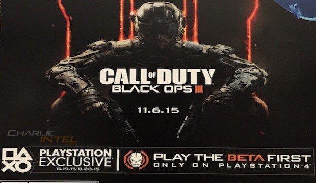 Бета Black Ops 3 будет PS4-эксклюзивом ровно пять дней - Изображение 2