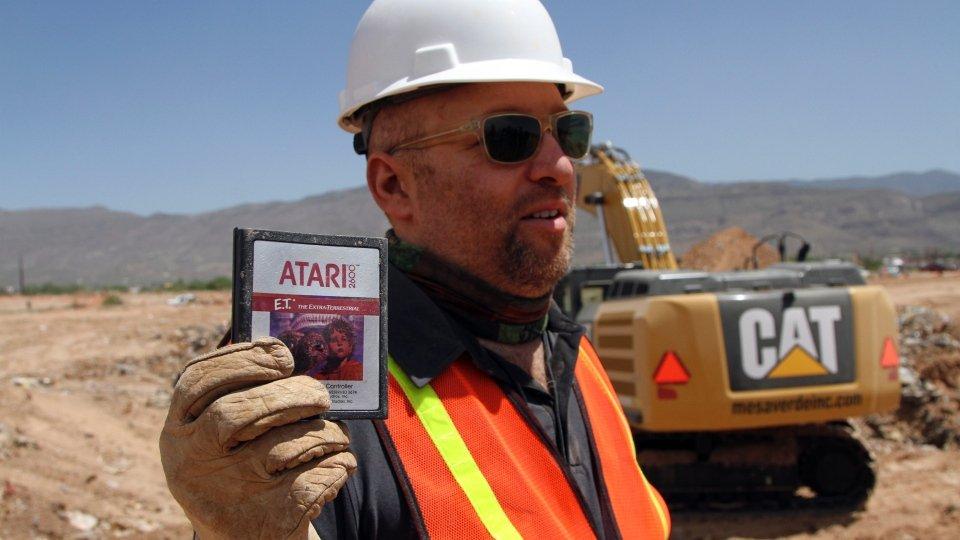 Бывший сотрудник Atari признался в захоронении картриджей с E.T.   - Изображение 1