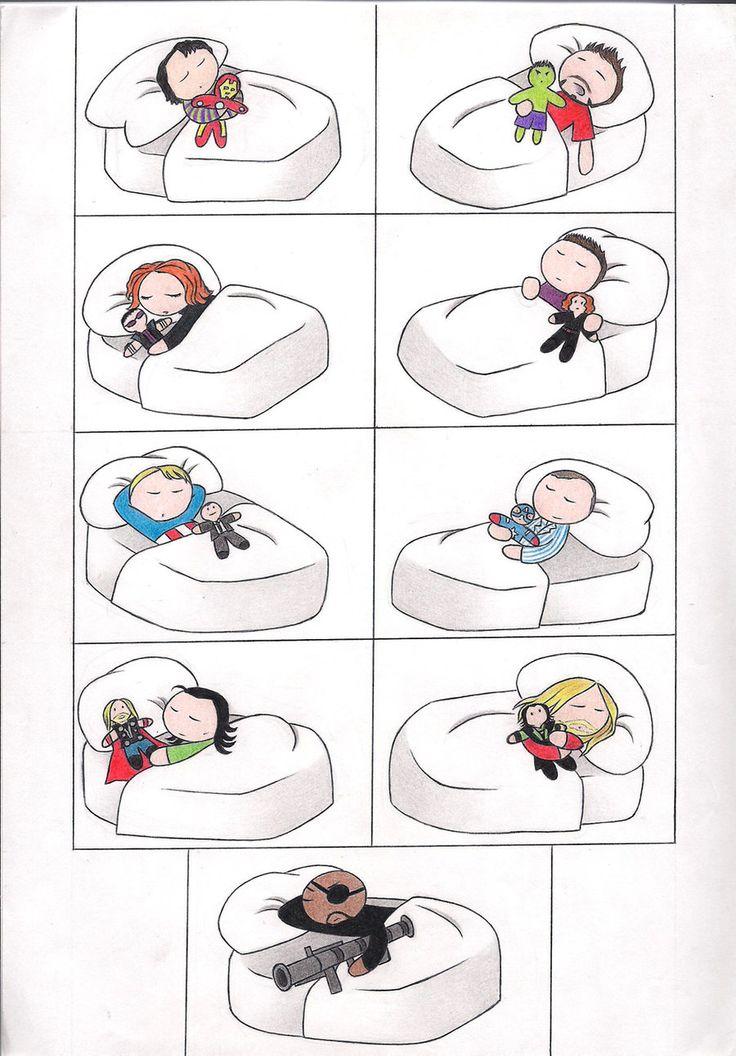 Галерея вариаций: Мстители-женщины, Мстители-дети... - Изображение 76