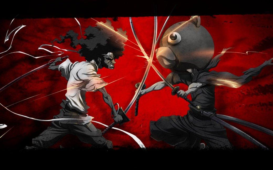 Afro Samurai продолжат экшеном для PS3 и Xbox 360 - Изображение 1