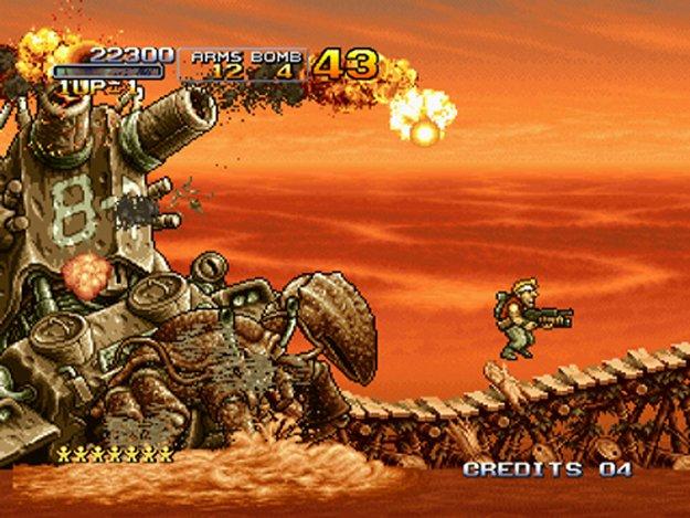 Metal Slug 3 выстрелит на консолях PlayStation - Изображение 1