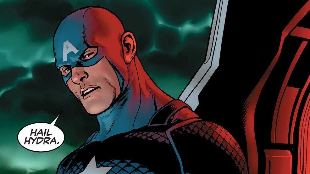 Интернет взбешен тем, что Капитан Америка оказался нацистом. - Изображение 5