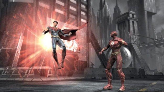 "Injustice: Gods Among Us. Репортаж с ""Игромира 2012"". - Изображение 2"