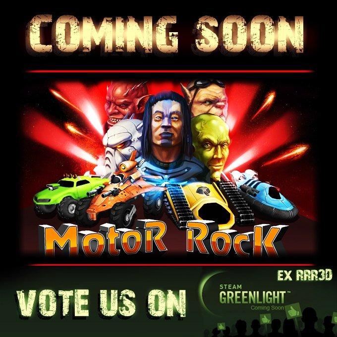 Ремейк Rock n' Roll Racing в 3D - Изображение 1