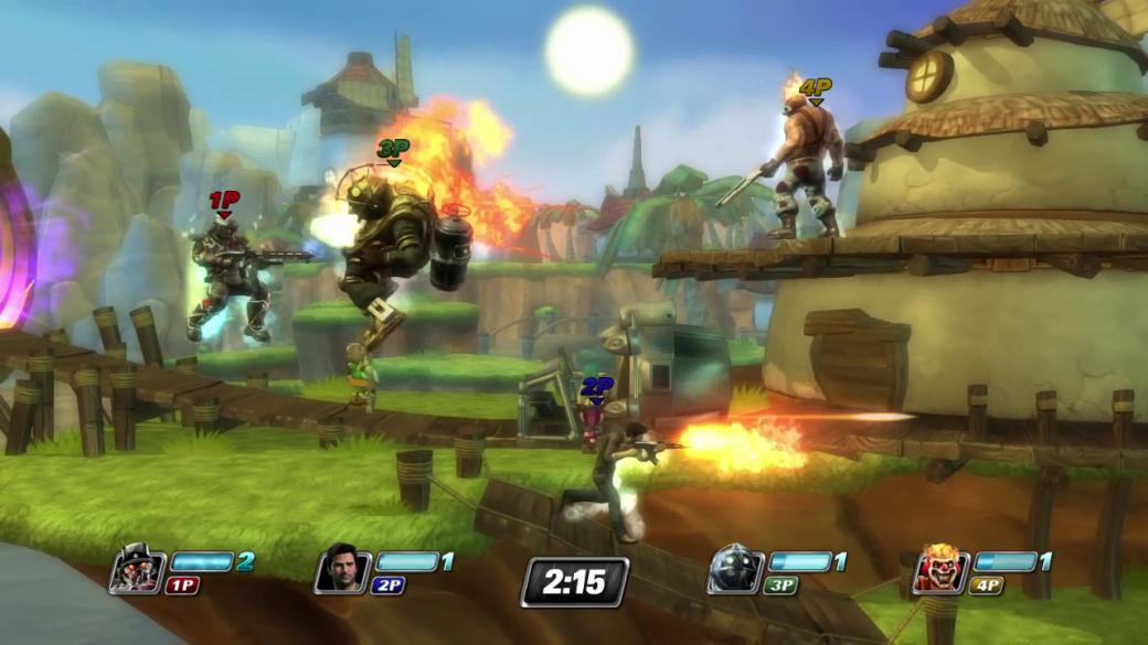 PlayStation All-Stars Battle Royale. Рецензия - Изображение 5