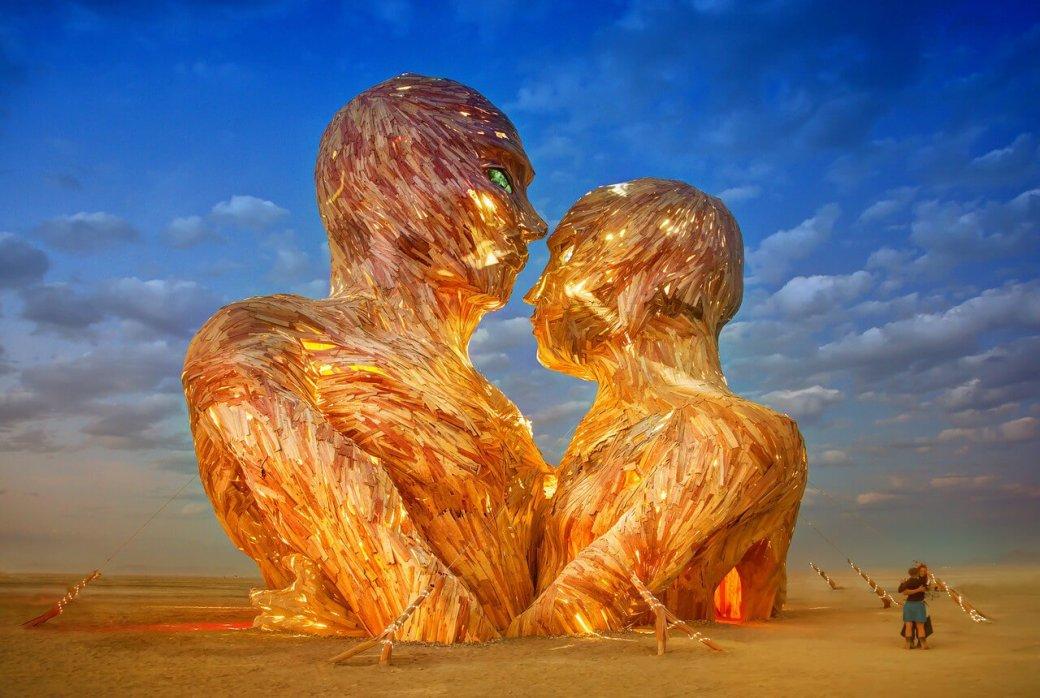 Фестиваль Burning Man 2016: безумие в пустыне - Изображение 14