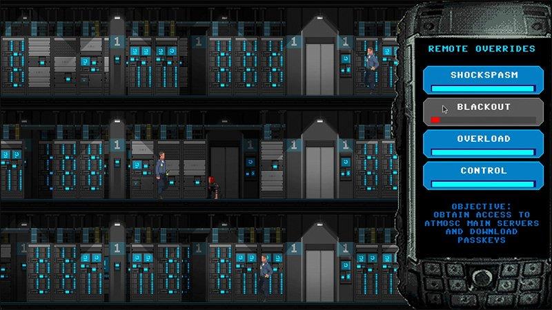 На Kickstarter запущен стелс-платформер про Сиэтл и киберпанк 90-х - Изображение 5