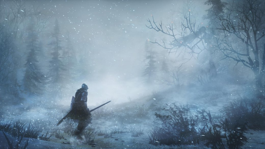 Рецензия на Dark Souls 3: Ashes of Ariandel. Обзор игры - Изображение 2