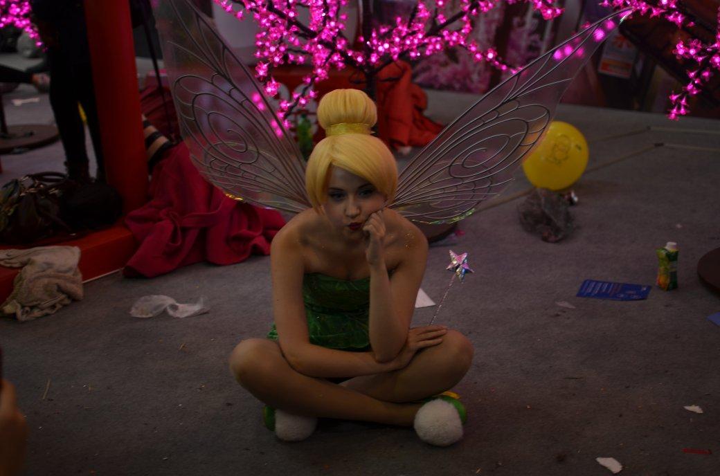 Фотоотчет с «Игромира» и Comic Con Russia, день 3 – Миша Коллинз - Изображение 19