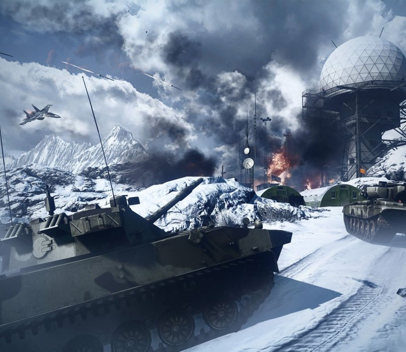 Рецензия на Battlefield 3 - Изображение 1