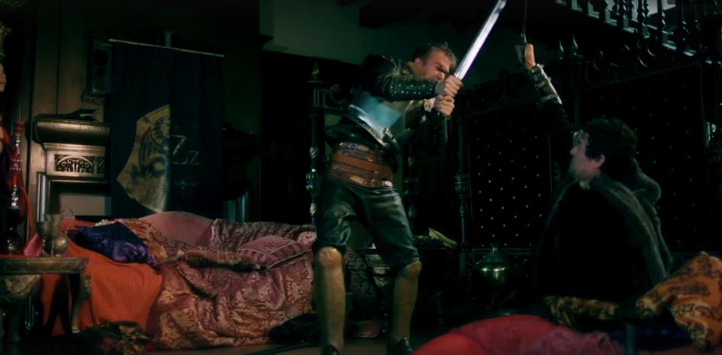 Джон Сноу убивает Джейме Ланнистера впорно по«Игре престолов». - Изображение 12